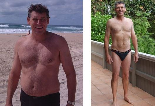 graeme jordan hcg diet before and after photos